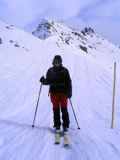 Foto: Andreas Koller / Ski Tour / Von der Madrisa aufs Rätschenhorn (2703m) / 10.02.2009 19:54:30