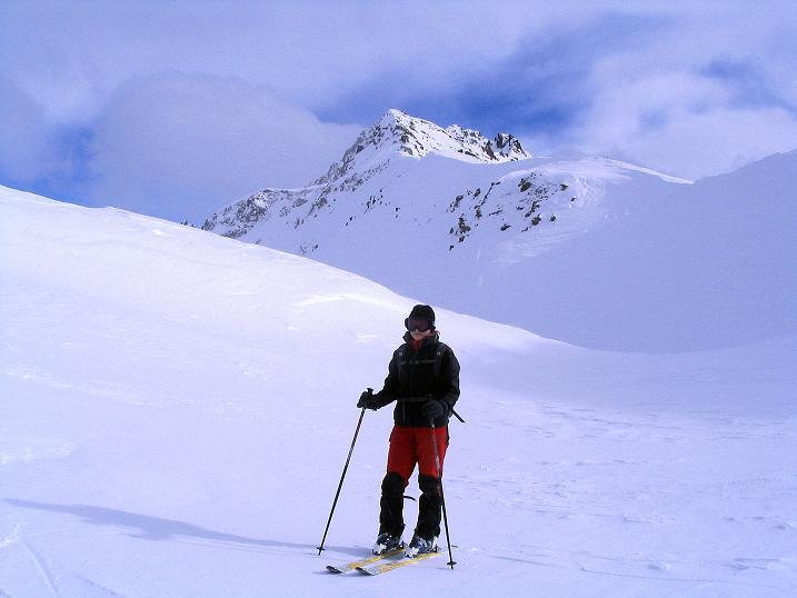 Foto: Andreas Koller / Ski Tour / Von der Madrisa aufs Rätschenhorn (2703m) / 10.02.2009 19:50:31