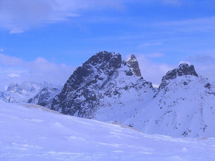 Foto: Andreas Koller / Ski Tour / Von der Madrisa aufs Rätschenhorn (2703m) / Gargellner Madrisa (2770 m) / 10.02.2009 19:50:16