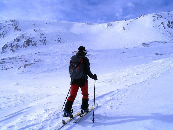 Foto: Andreas Koller / Ski Tour / Von der Madrisa aufs Rätschenhorn (2703m) / 10.02.2009 19:49:57