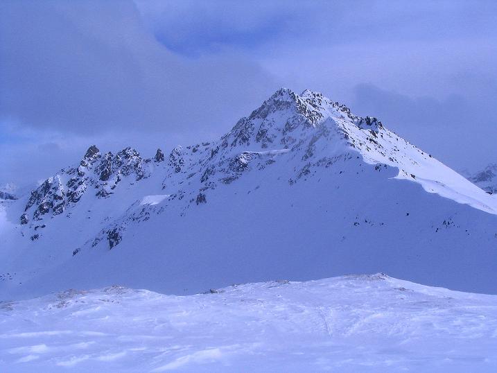 Foto: Andreas Koller / Ski Tour / Von der Madrisa aufs Rätschenhorn (2703m) / Madrisahorn (2826 m) / 10.02.2009 19:47:16