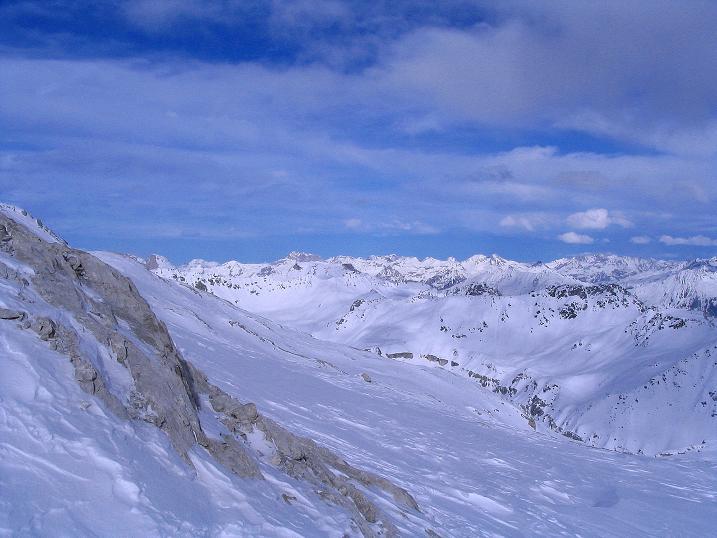 Foto: Andreas Koller / Ski Tour / Von der Madrisa aufs Rätschenhorn (2703m) / 10.02.2009 19:46:47