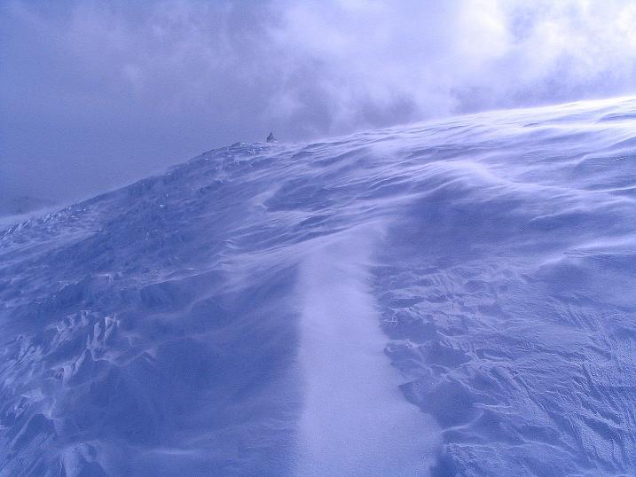 Foto: Andreas Koller / Ski Tour / Von der Madrisa aufs Rätschenhorn (2703m) / 10.02.2009 19:40:31