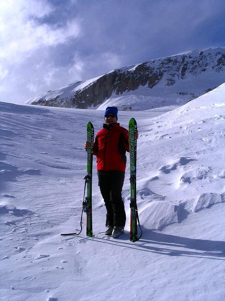 Foto: Andreas Koller / Ski Tour / Von der Madrisa aufs Rätschenhorn (2703m) / 10.02.2009 19:40:20