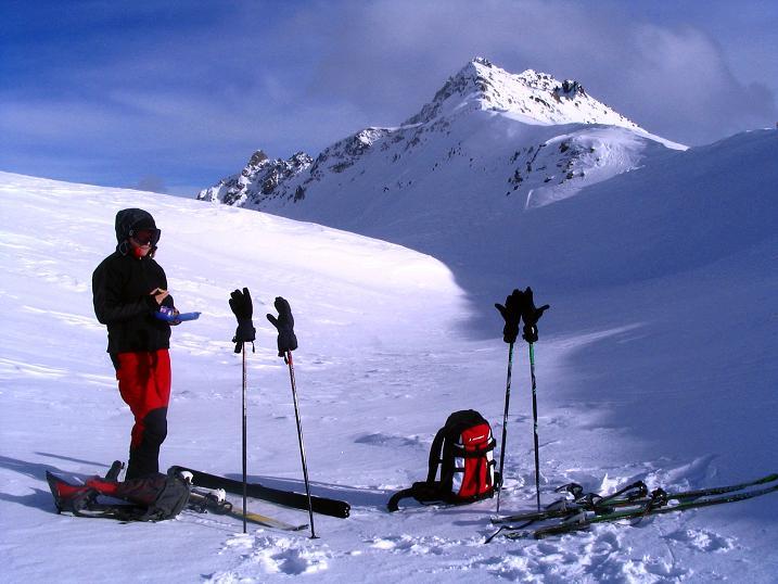 Foto: Andreas Koller / Ski Tour / Von der Madrisa aufs Rätschenhorn (2703m) / 10.02.2009 19:40:07