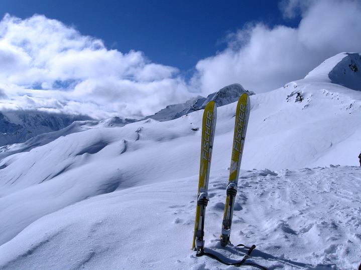 Foto: Andreas Koller / Ski Tour / Piz Turba (3018m) / 09.02.2009 23:29:04