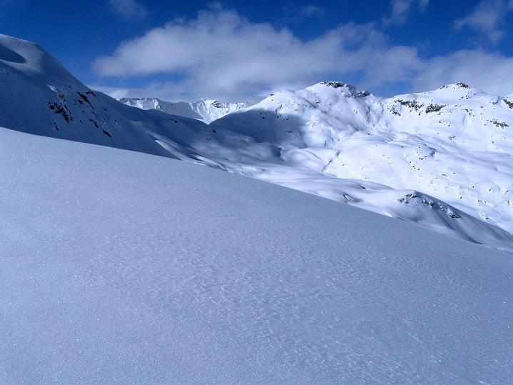 Foto: Andreas Koller / Ski Tour / Piz Turba (3018m) / 09.02.2009 23:28:23