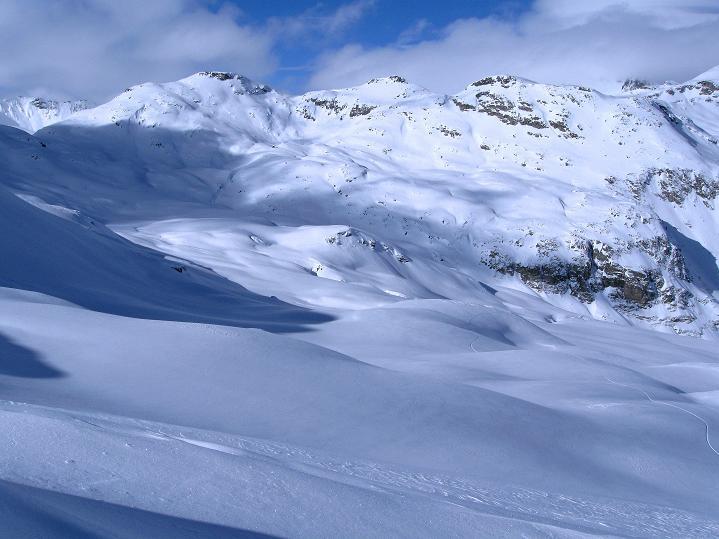 Foto: Andreas Koller / Ski Tour / Piz Turba (3018m) / 09.02.2009 23:27:37