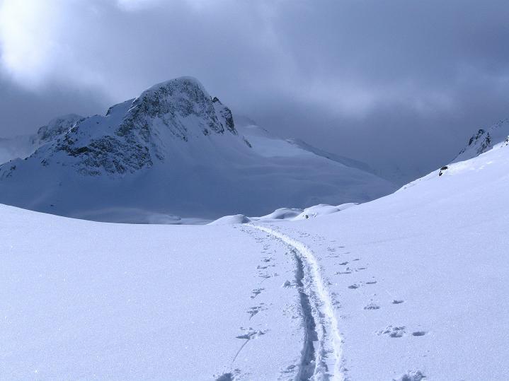 Foto: Andreas Koller / Ski Tour / Piz Turba (3018m) / 09.02.2009 23:26:44