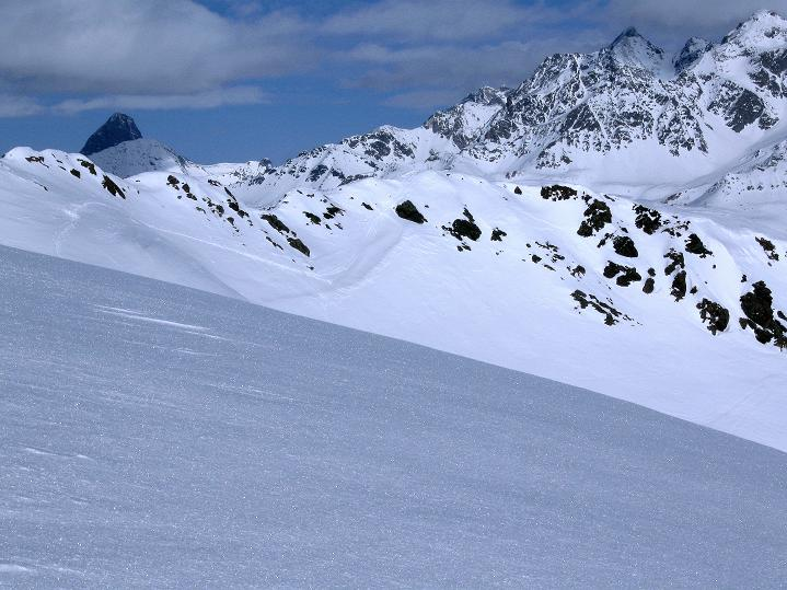 Foto: Andreas Koller / Ski Tour / Piz Turba (3018m) / 09.02.2009 23:26:36