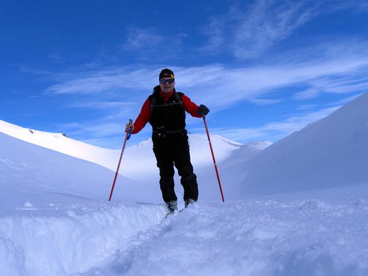 Foto: Andreas Koller / Ski Tour / Piz Turba (3018m) / 09.02.2009 23:25:52
