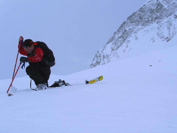 Foto: Andreas Koller / Ski Tour / Piz Turba (3018m) / 09.02.2009 23:24:40