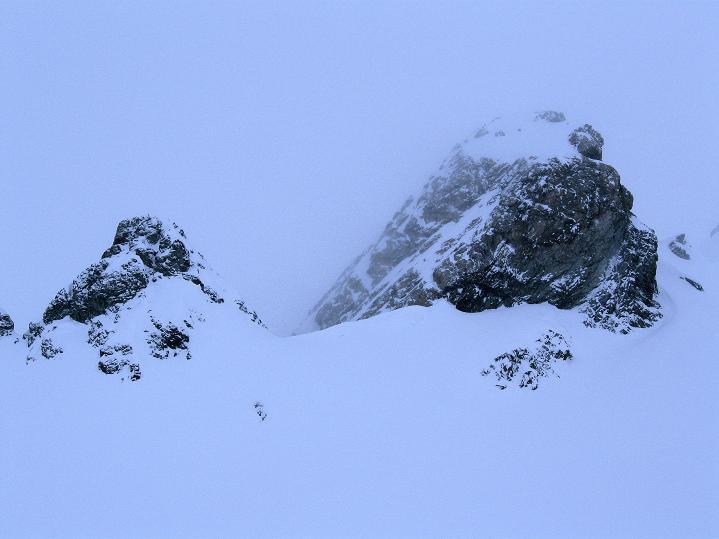 Foto: Andreas Koller / Ski Tour / Piz Turba (3018m) / 09.02.2009 23:23:47
