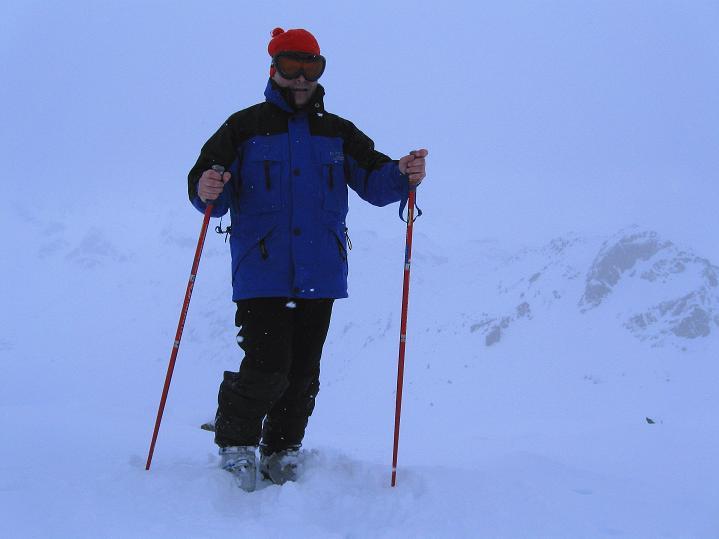 Foto: Andreas Koller / Ski Tour / Piz Turba (3018m) / 09.02.2009 23:22:30