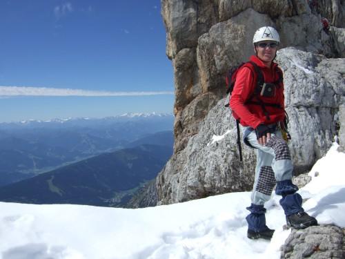 Foto: hofchri / Wander Tour / Hoher Dachstein (2995 m) von der Bergstation Hunerkogel (2687 m) / 10.02.2009 19:02:43
