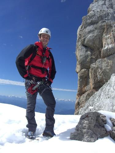 Foto: hofchri / Wander Tour / Hoher Dachstein (2995 m) von der Bergstation Hunerkogel (2687 m) / 10.02.2009 19:02:54