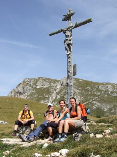 Foto: hofchri / Klettersteig Tour / Stevia-Hütte (2340 m) über Ferrata
