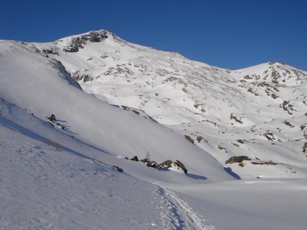 Foto: Manfred Karl / Ski Tour / Schwarzeck, Fuchskar / Die weiten Hänge des Fuchskares / 15.02.2009 14:25:07