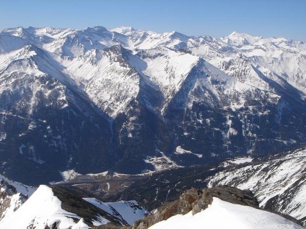 Foto: Manfred Karl / Ski Tour / Schwarzeck, Fuchskar / Zederhaustal - Radstädter Tauern - Ankogelgruppe / 15.02.2009 14:22:56