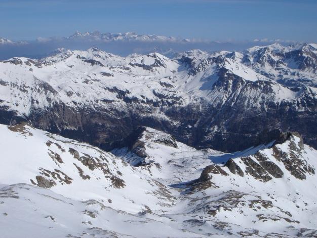 Foto: Manfred Karl / Ski Tour / Schwarzeck, Fuchskar / Weit reicht der Blick bis zum Dachstein / 15.02.2009 14:22:12
