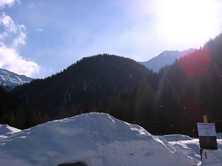 Foto: Andreas Koller / Ski Tour / Rotlahner (2748m) - Paradetour im Gsiesertal  / 16.02.2009 01:07:51
