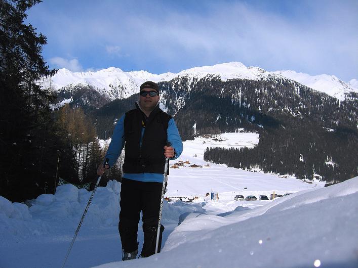 Foto: Andreas Koller / Ski Tour / Rotlahner (2748m) - Paradetour im Gsiesertal  / 16.02.2009 01:07:20