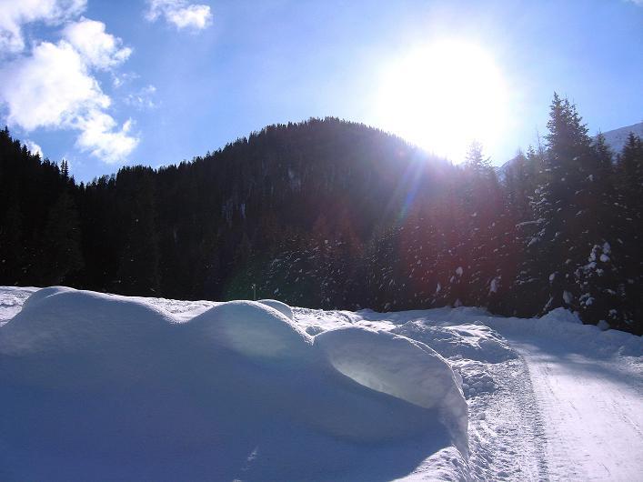 Foto: Andreas Koller / Ski Tour / Rotlahner (2748m) - Paradetour im Gsiesertal  / 16.02.2009 01:07:13