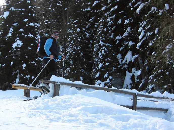 Foto: Andreas Koller / Ski Tour / Rotlahner (2748m) - Paradetour im Gsiesertal  / 16.02.2009 01:06:17