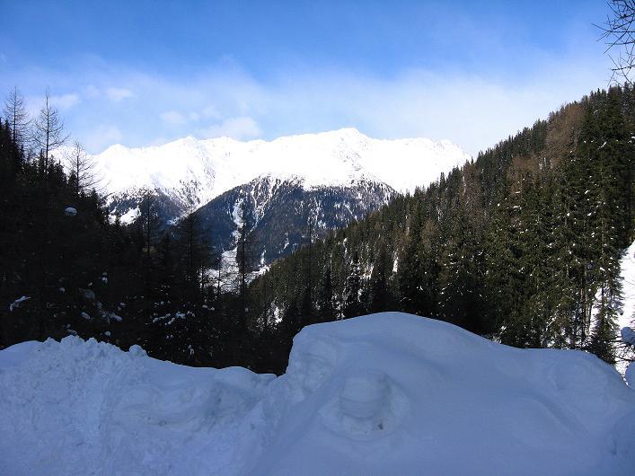Foto: Andreas Koller / Ski Tour / Rotlahner (2748m) - Paradetour im Gsiesertal  / 16.02.2009 01:05:41