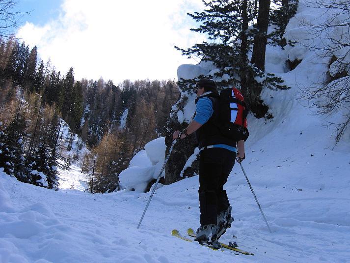 Foto: Andreas Koller / Ski Tour / Rotlahner (2748m) - Paradetour im Gsiesertal  / 16.02.2009 01:05:34