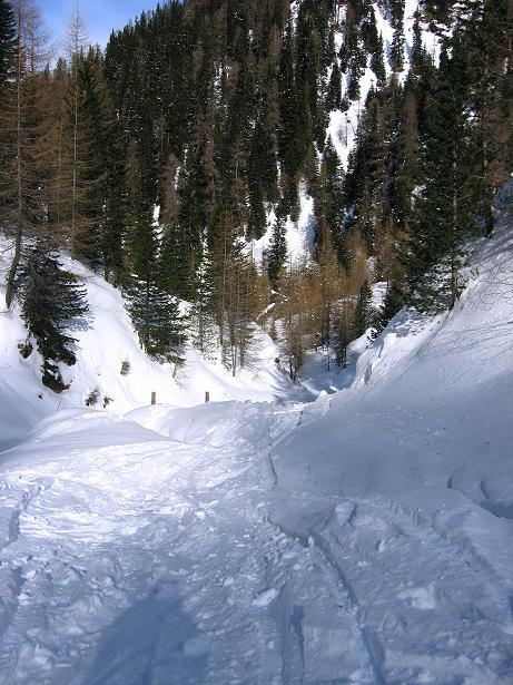 Foto: Andreas Koller / Ski Tour / Rotlahner (2748m) - Paradetour im Gsiesertal  / 16.02.2009 01:05:18