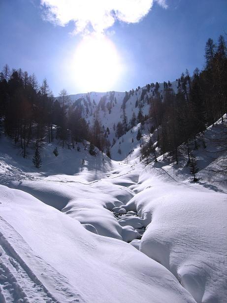 Foto: Andreas Koller / Ski Tour / Rotlahner (2748m) - Paradetour im Gsiesertal  / 16.02.2009 01:05:10