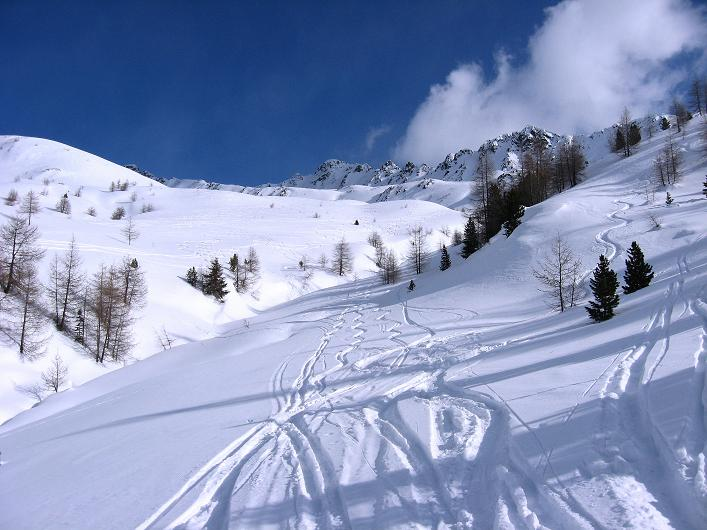 Foto: Andreas Koller / Ski Tour / Rotlahner (2748m) - Paradetour im Gsiesertal  / 16.02.2009 01:05:03