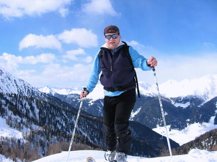 Foto: Andreas Koller / Ski Tour / Rotlahner (2748m) - Paradetour im Gsiesertal  / 16.02.2009 01:04:54