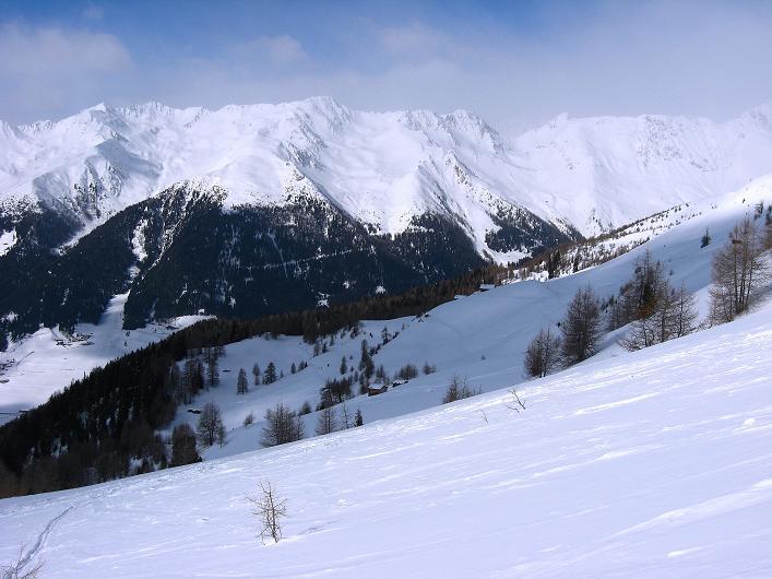 Foto: Andreas Koller / Ski Tour / Rotlahner (2748m) - Paradetour im Gsiesertal  / 16.02.2009 01:04:29