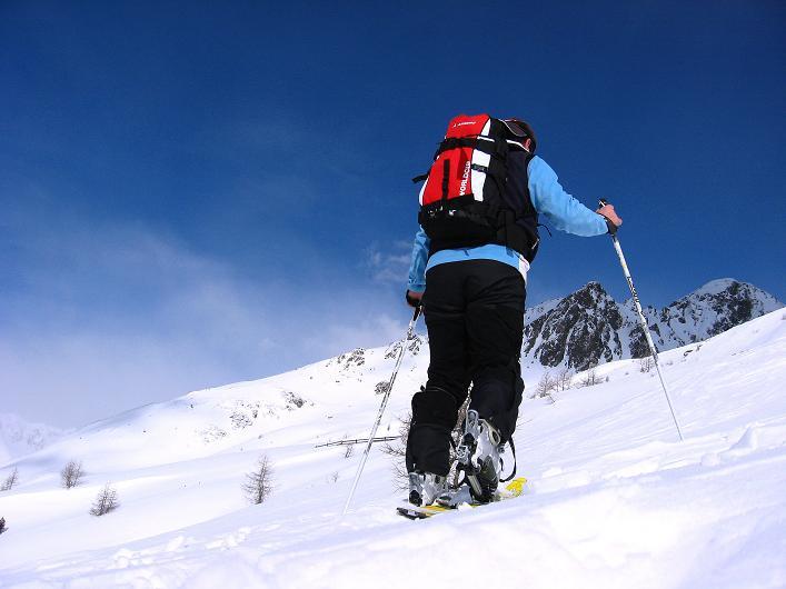 Foto: Andreas Koller / Ski Tour / Rotlahner (2748m) - Paradetour im Gsiesertal  / 16.02.2009 01:04:19
