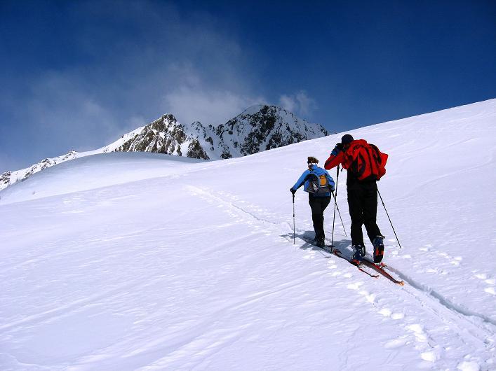 Foto: Andreas Koller / Ski Tour / Rotlahner (2748m) - Paradetour im Gsiesertal  / 16.02.2009 01:03:43