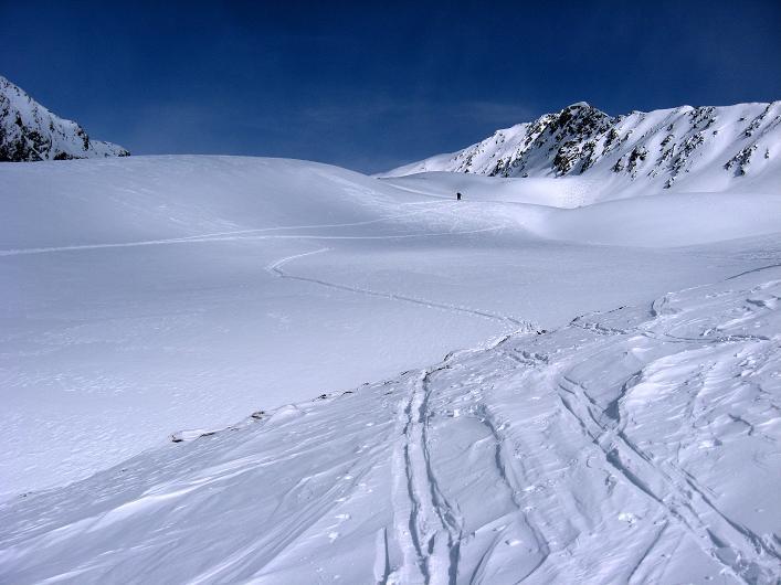 Foto: Andreas Koller / Ski Tour / Rotlahner (2748m) - Paradetour im Gsiesertal  / 16.02.2009 01:03:36