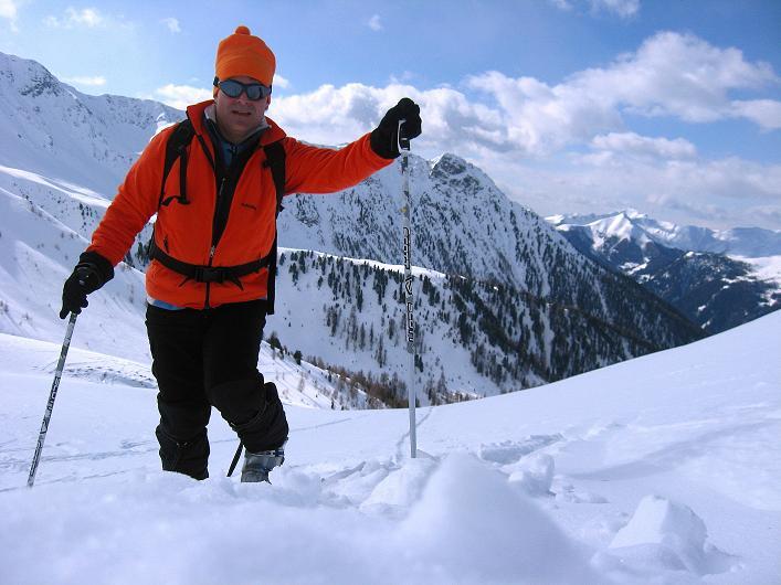 Foto: Andreas Koller / Ski Tour / Rotlahner (2748m) - Paradetour im Gsiesertal  / 16.02.2009 01:03:27