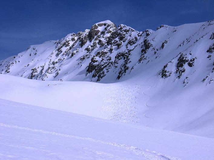 Foto: Andreas Koller / Ski Tour / Rotlahner (2748m) - Paradetour im Gsiesertal  / Rotlahner / 16.02.2009 01:03:20