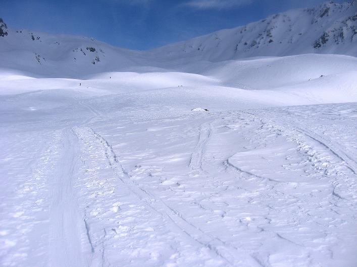 Foto: Andreas Koller / Ski Tour / Rotlahner (2748m) - Paradetour im Gsiesertal  / 16.02.2009 01:02:56