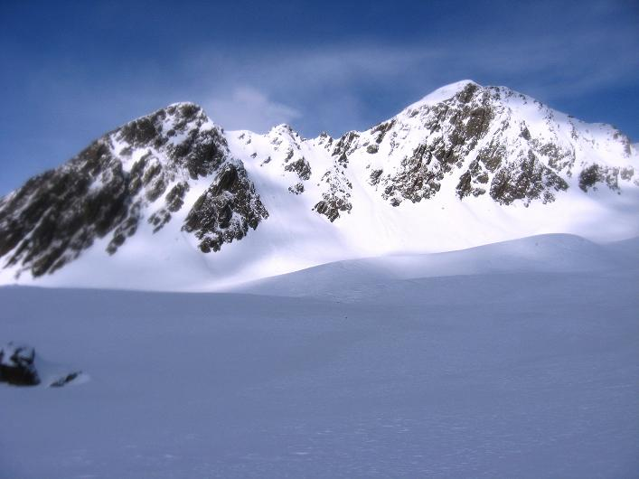 Foto: Andreas Koller / Ski Tour / Rotlahner (2748m) - Paradetour im Gsiesertal  / Heimwaldspitze (2755 m) / 16.02.2009 01:02:48