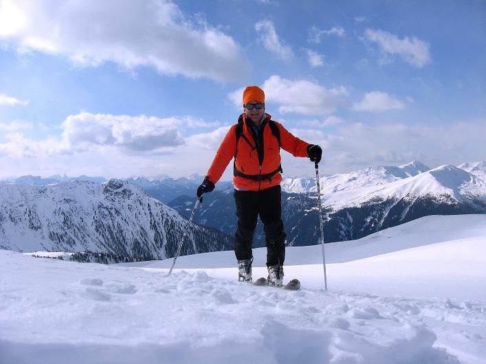 Foto: Andreas Koller / Ski Tour / Rotlahner (2748m) - Paradetour im Gsiesertal  / 16.02.2009 01:02:13