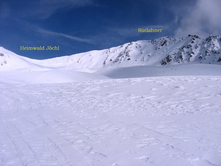 Foto: Andreas Koller / Ski Tour / Rotlahner (2748m) - Paradetour im Gsiesertal  / 16.02.2009 01:02:04