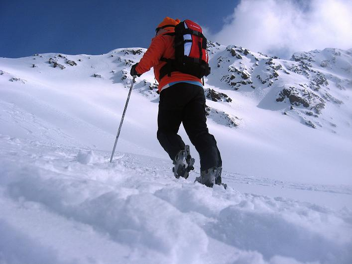 Foto: Andreas Koller / Ski Tour / Rotlahner (2748m) - Paradetour im Gsiesertal  / 16.02.2009 01:01:04