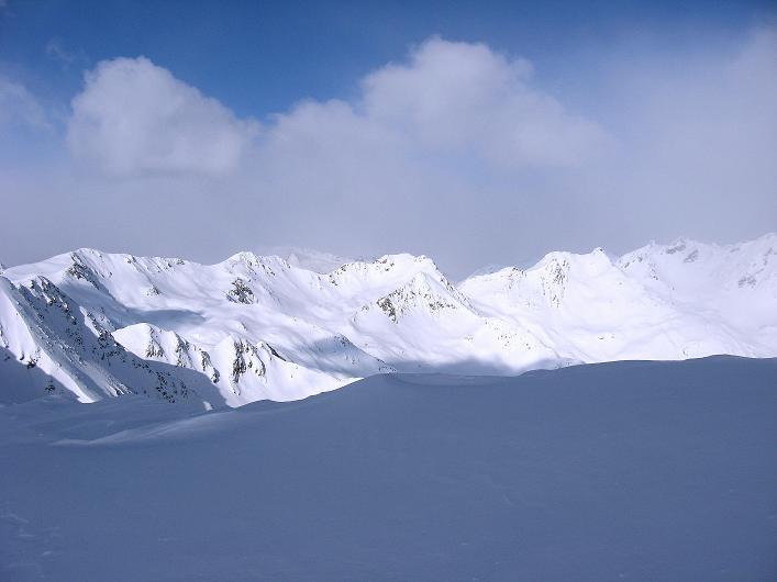 Foto: Andreas Koller / Ski Tour / Rotlahner (2748m) - Paradetour im Gsiesertal  / Due Defregger Alpen / 16.02.2009 00:59:28