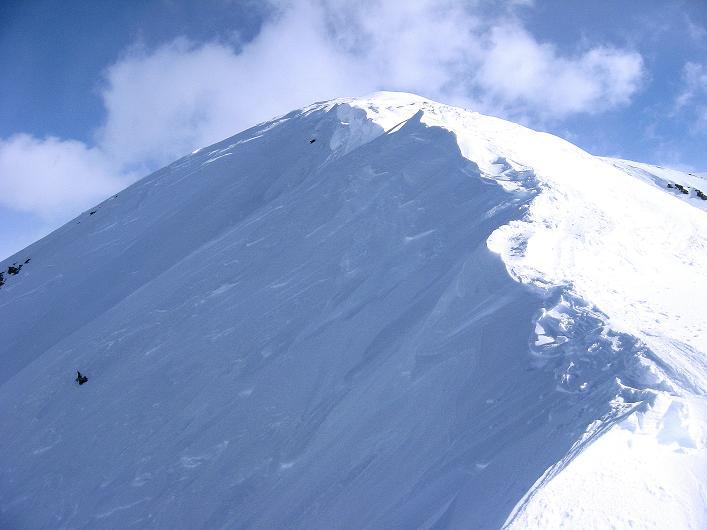 Foto: Andreas Koller / Ski Tour / Rotlahner (2748m) - Paradetour im Gsiesertal  / Der verwechtete Grat / 16.02.2009 00:58:21