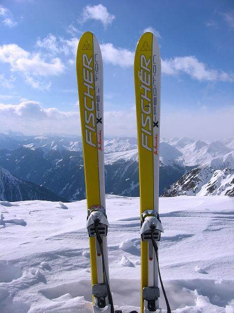 Foto: Andreas Koller / Ski Tour / Rotlahner (2748m) - Paradetour im Gsiesertal  / 16.02.2009 00:56:36