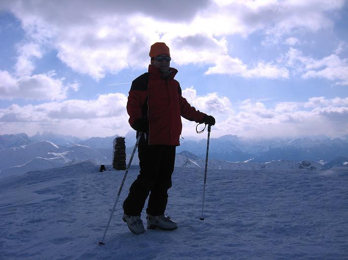 Foto: Andreas Koller / Ski Tour / Rotlahner (2748m) - Paradetour im Gsiesertal  / 16.02.2009 00:56:27
