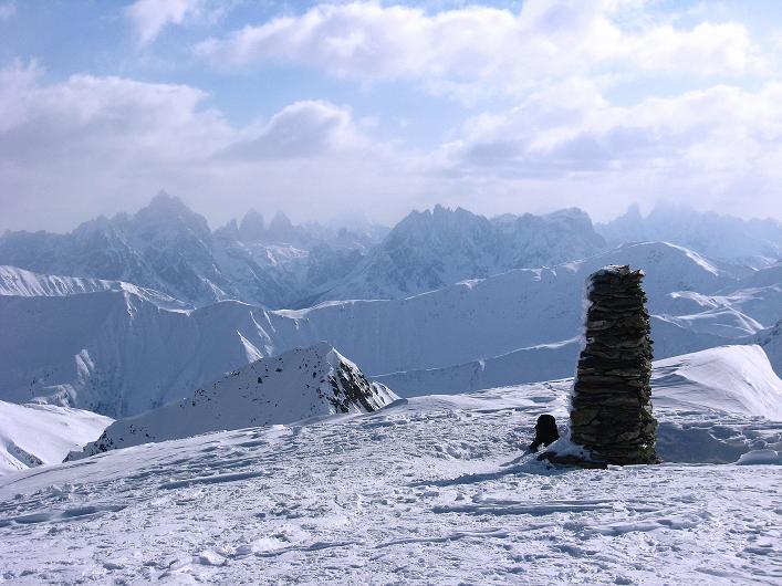 Foto: Andreas Koller / Ski Tour / Rotlahner (2748m) - Paradetour im Gsiesertal  / 16.02.2009 00:56:18